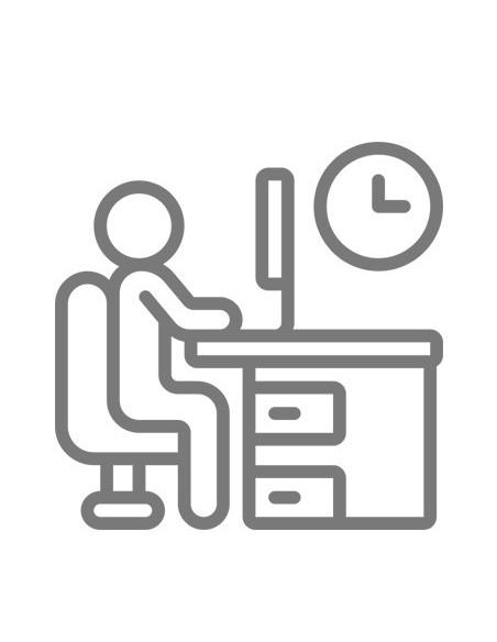 Casque téléphonique professionnel