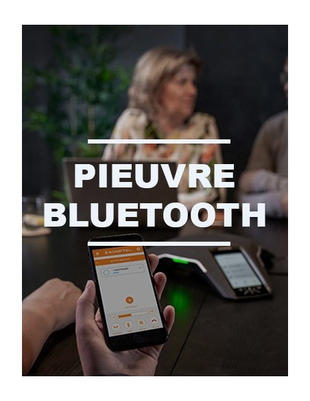 Pieuvre bluetooth